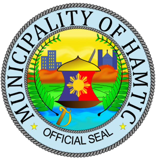 The Municipality of Hamtic Official Logo